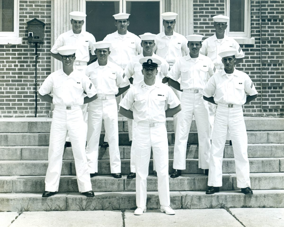 Part 3 of 3- My Daze in the U S  Navy | Lakeland Christian